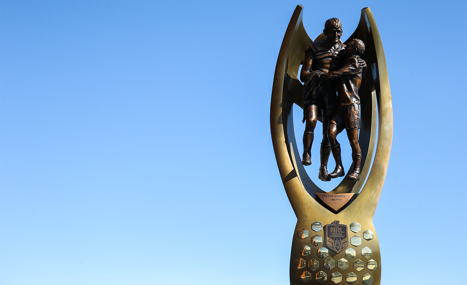 Image result for provan summons trophy